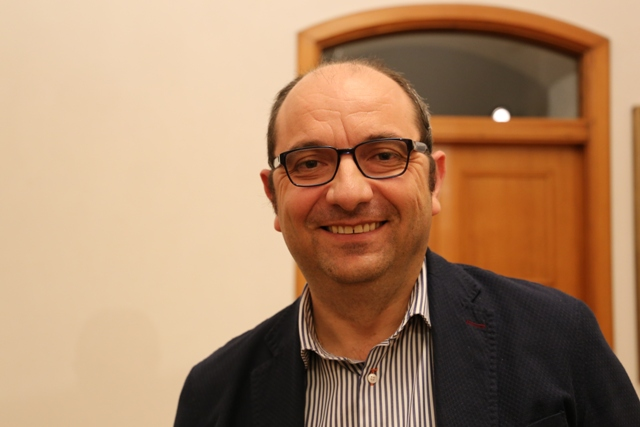 Il sindaco di Manfredonia Angelo Riccardi (ph statoquotidiano.it)