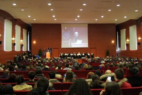 Laurea Honoris Niccolo Ammaniti (1)