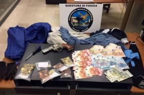 arresti per rapina PS foggia (8)