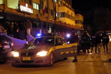 rapina portavalori PS Foggia (1)