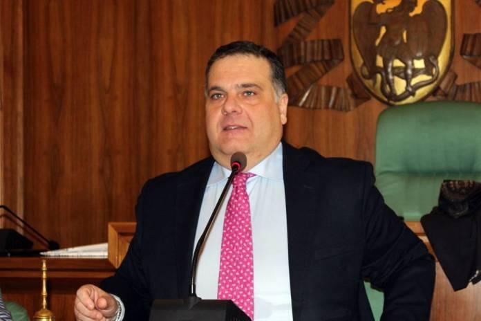 Il Presidente della Provincia di Foggia, e sindaco di San Severo, Miglio (ST) ph enzo maizzi