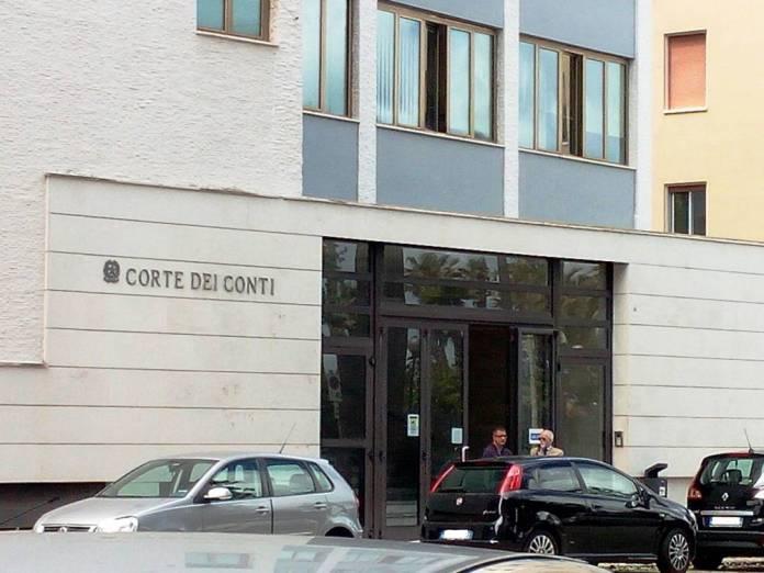ESTERNO CORTE DEI CONTI DI BARI - (PH STATO QUOTIDIANO)