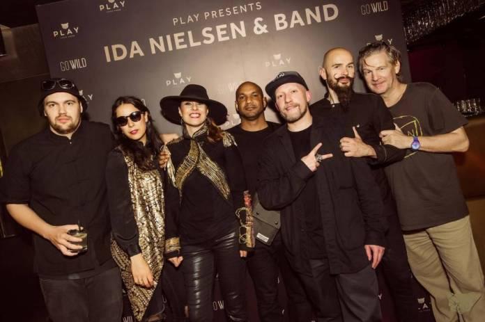 Ida Nielsen and Band