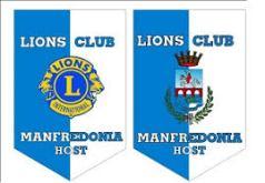 gagliardetto lions - fronte-retro