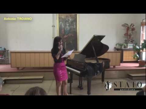 Monte. Saggio musicale degli allievi del M° Giuseppe Bisceglia (VIDEO)