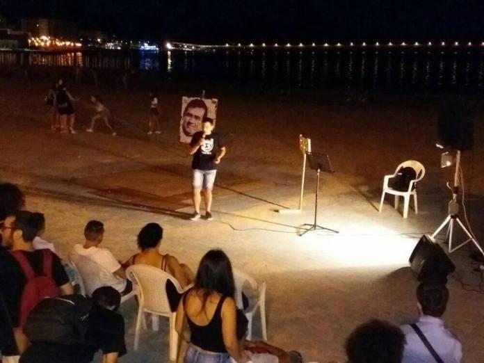 PH MARILINA CIOCIOLA - MANFREDONIA, 10.07.2017
