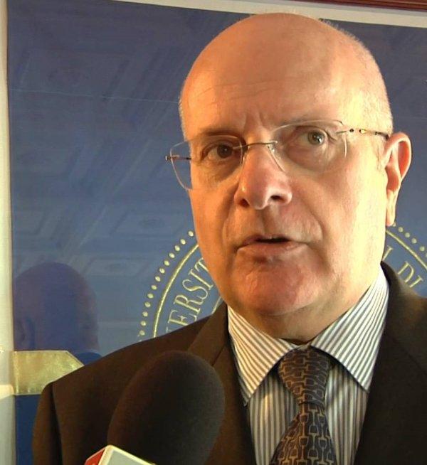 Il Rettore Maurizio Ricci
