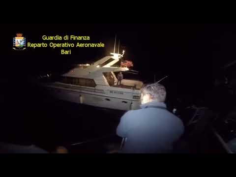 Vieste – Manfredonia, sequestro record marijuana