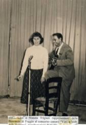 1957-I fratelli Nunzia e Lino Trigiani