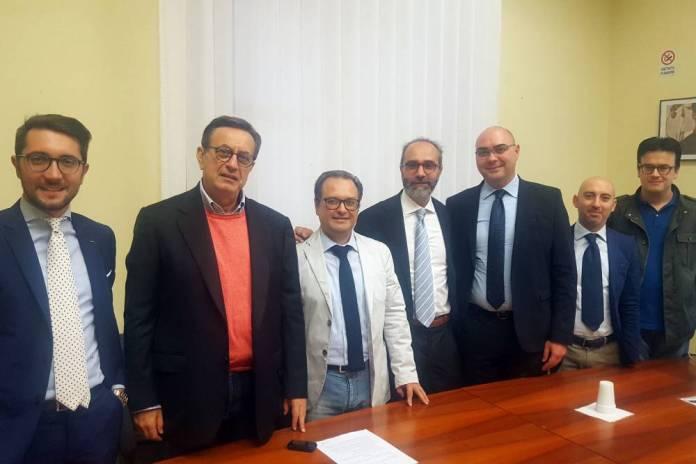 Firmata la Convezione Quadro tra il Dipartimento di Economia dell'Università di Foggia e CO.DE S.r.l. per lo svolgimento in comune di attività formative e scientifiche