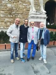 Firenze-M.Palmieri e P. Sciannadrone con dirigenti AVIS