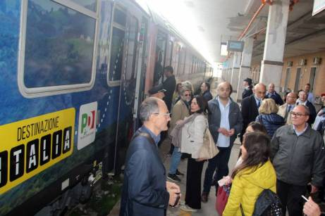 Renzi a Foggia (1)