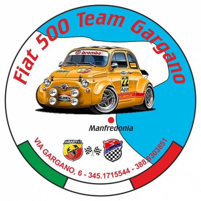 FIAT 500 TEAM GARGANO (ST)