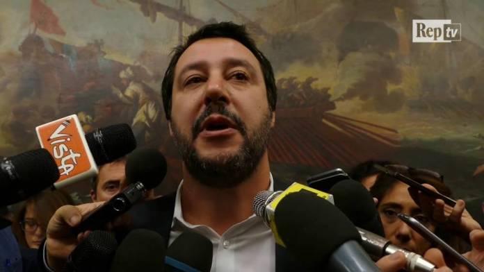 Salvini: ''Berlusconi sia serio