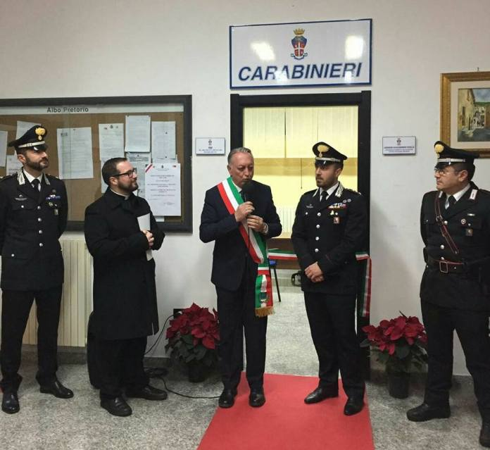 Alberona Carabinieri