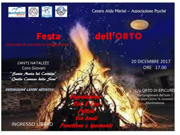 LOCANDINA FESTA DELL'ORTO (ST)