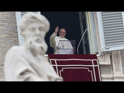 Il Papa e un anno segnato da guerre e ingiustizie