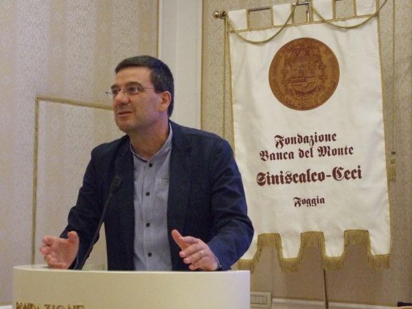 Roberto Lavanna - http://www.fondazionemontiunitifoggia.it