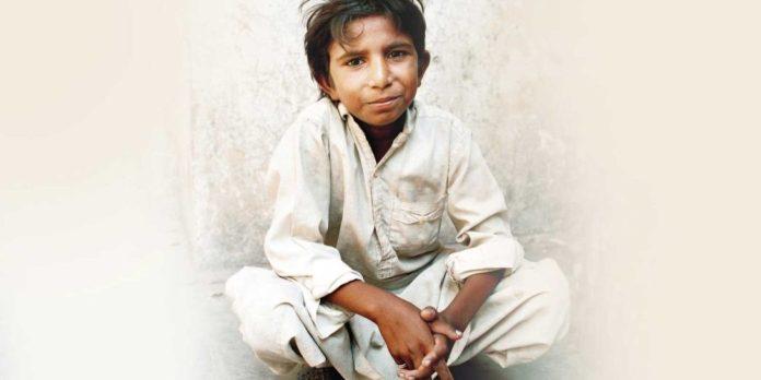 Iqbal Masih (fonte http://worldschildrensprize.org)
