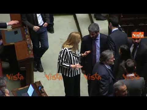 Regge l'accordo, Casellati e Fico eletti presidenti