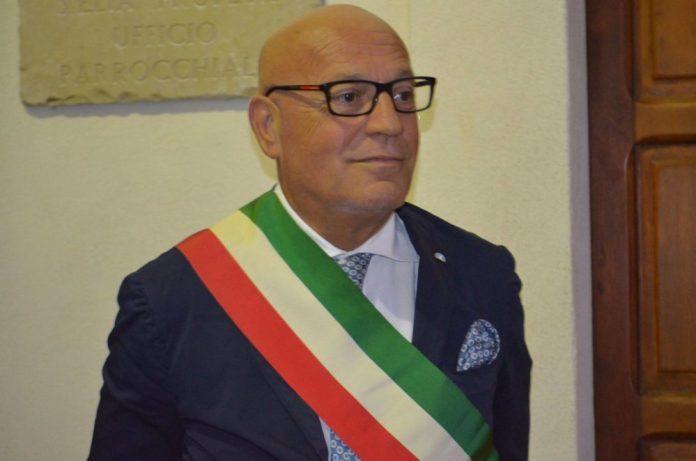 Franco Tavaglione, sindaco di Peschici (From facebook)