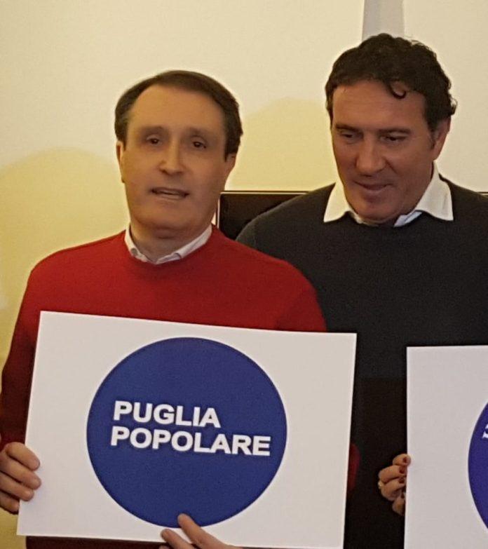 Da sinistra: Rino De Martino e Massimo Cassano