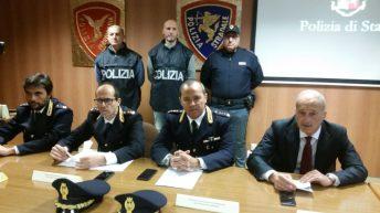"""PH ENZO MAIZZI, FOGGIA 03.12.2018 - OPERAZIONE """"STIRPE CRIMINALE"""""""