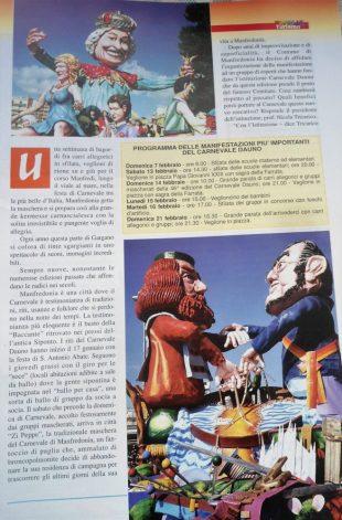 Rivista Puglia Turismo 1999