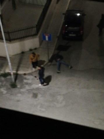 Boss ucciso a Mattinata (ph ansa)