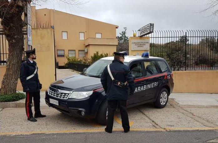 Carabinieri Orosei (ph ANSA)
