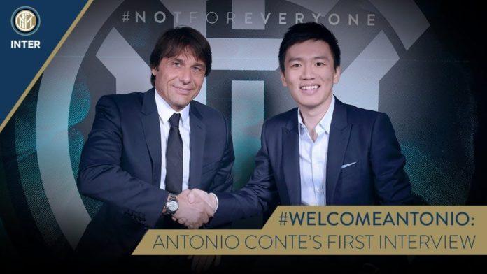 """Ufficiale: """"Antonio Conte è il nuovo allenatore dell'Inter"""""""