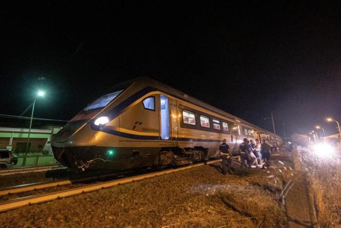Travolto da treno, muore giovane promessa calcio in Sardegna (Credito: Manuel Scordo) - ANSA CAGLIARI