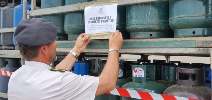 FOTO1_Operazione Fuga di Gas