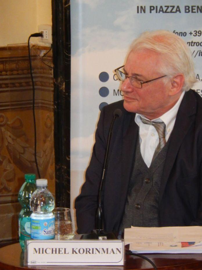Michel-Korinman | Festival della Diplomazia Festival della Diplomazia
