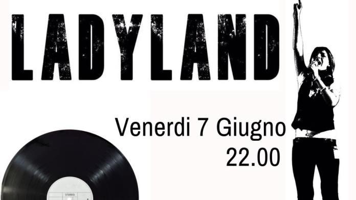 ladyland manfredonia - venerdì 7 giugno 2019