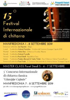 FESTIVAL INTERNAZIONALE DI CHITARRA