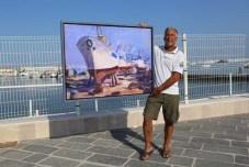 """Florian Lettl: """"Torniamo a far rivivere i maestri d'ascia nella terrazza sul mare"""""""