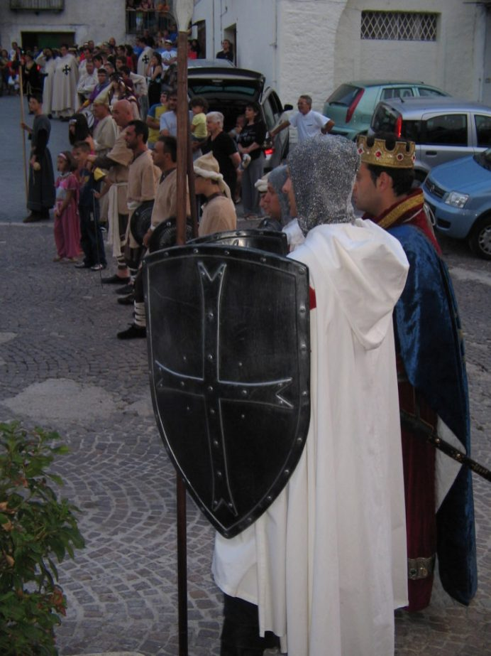 Orsara corteo storico medievale 4