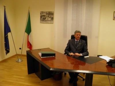 In primo piano Felice Scarano, già presidente IZP fg http://www.izsfg.it/ (immagine dal sito)