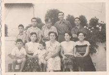 Anni '50- Cinema Impero - personale che lavorava nel cinema impero con parenti