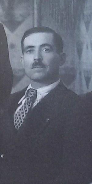 Nicola di Lauro -Il costruttore edile del Cinena Impero-conosciuto anche in loco come Cinema Murgo