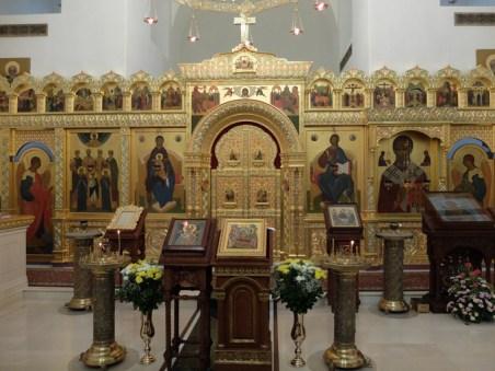 interno chiesa dedicata a s. nicola