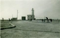 Anni '20-Ingresso Molo di Levante-Parapetto in pietra di Trani