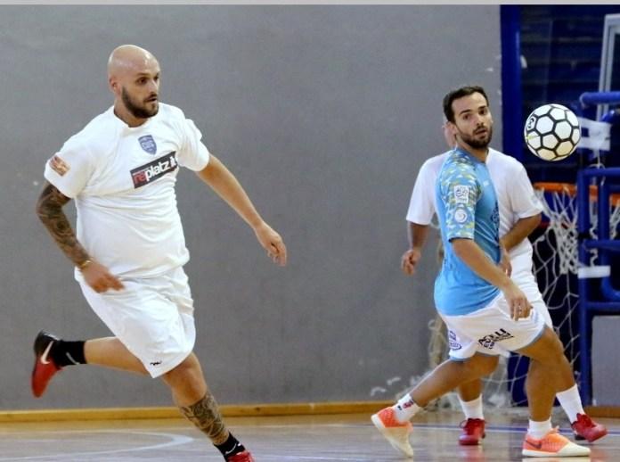 Giuseppe Bruno, Cus Foggia C5