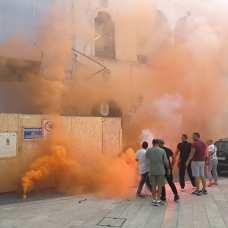 PROTESTA PESCATORI MANFREDONIA 11102019 (ph statoquotidiano)