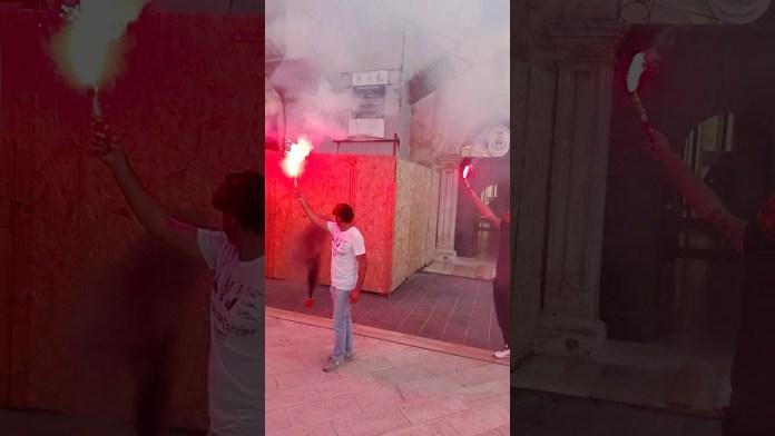"""Manfredonia, pescatori in piazza """"Dovete ascoltarci"""""""