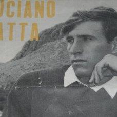 Copertina disco Luciano Gatta- Prima incisione