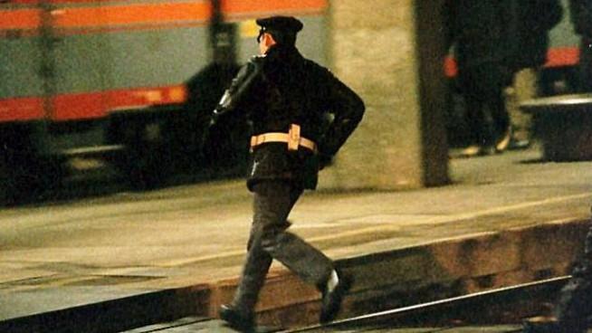 Polizia Ferroviaria, notte (archivio image: Il Resto del Carlino)