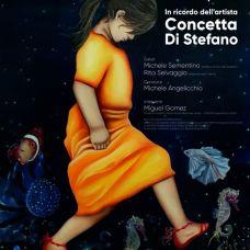 Vico mostra Concetta Di Stefano