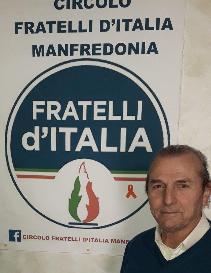 Fratelli d'Italia, a Vincenzo Lo Riso e Adriano Carbone guida circolo di Manfredonia